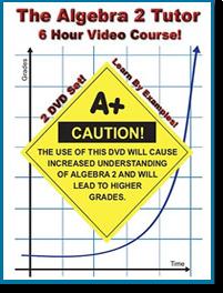 algebra 2 tutor